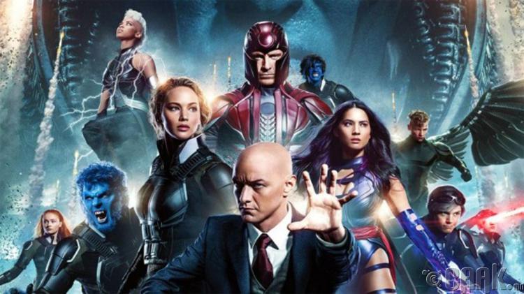 """""""X-Men""""- """"Хүний эрхийн хууль"""""""