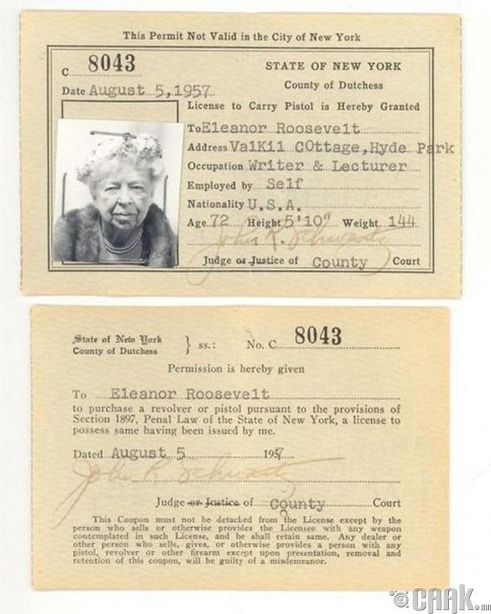 Эленор Рузвельт (Eleanor Roosevelt)