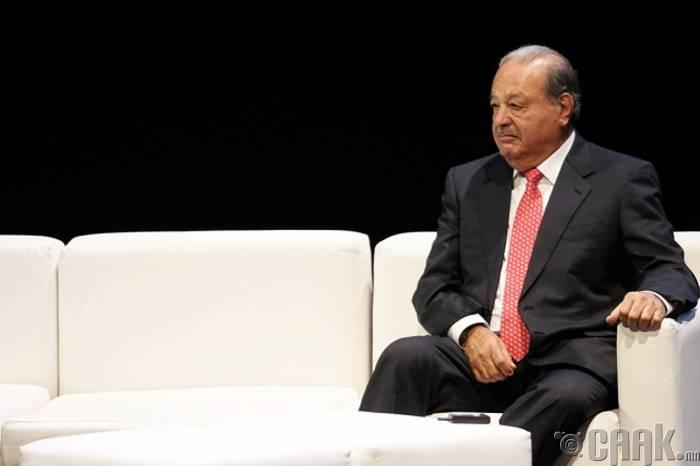 Карлос Слим (Carlos Slim)