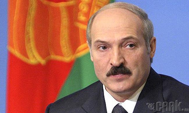 Александр Лукашенко (Alexander Lukashenko) - Беларус