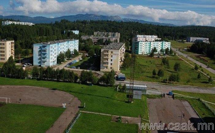 ОХУ, Башкортостан, Межгорье хот