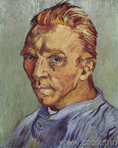 Винсент ван Гог — Сахалгvй зураачийн хєрєг (1889)