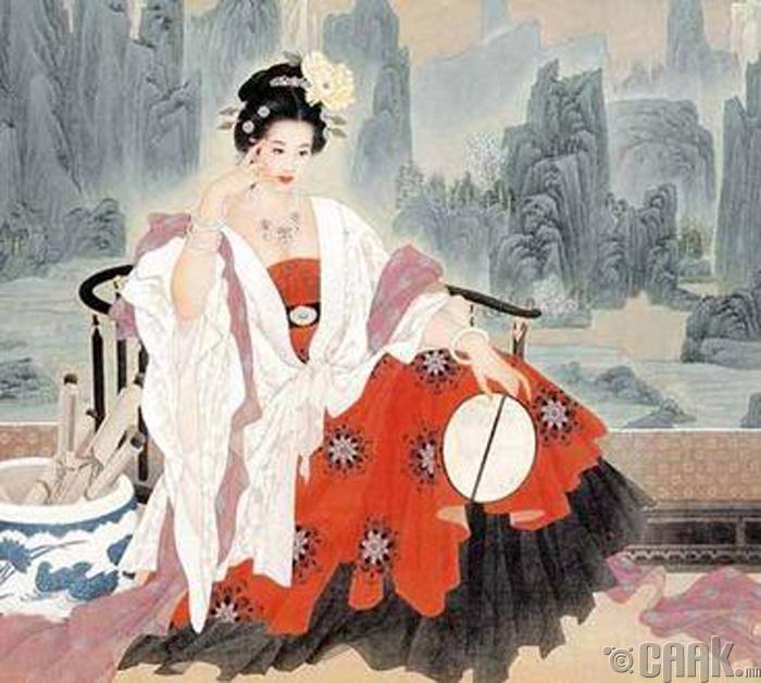 Ву Зе Тиан (МЭ 690-705)