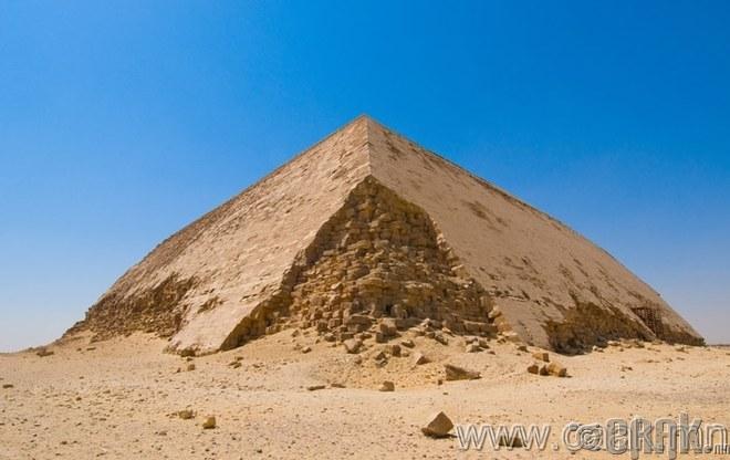 Нурсан пирамид.