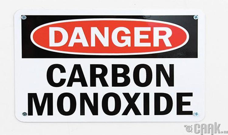 Нүүрстөрөгчийн дутуу исэл