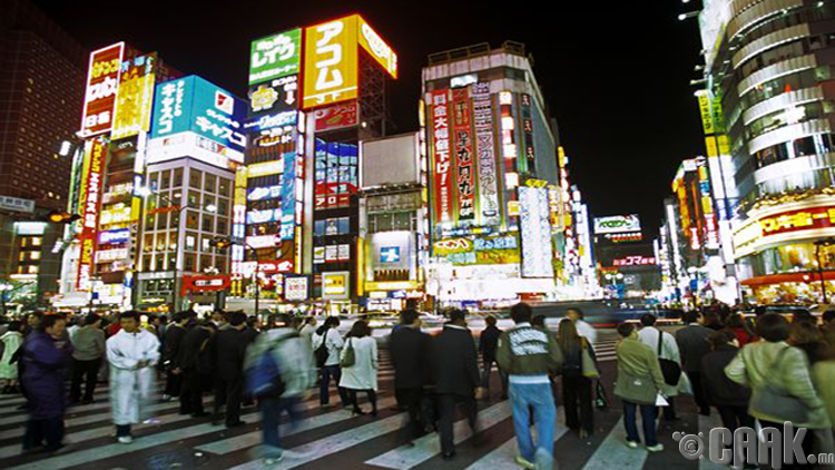 Токио хот 1 метр квадрат нь 1,200 доллар