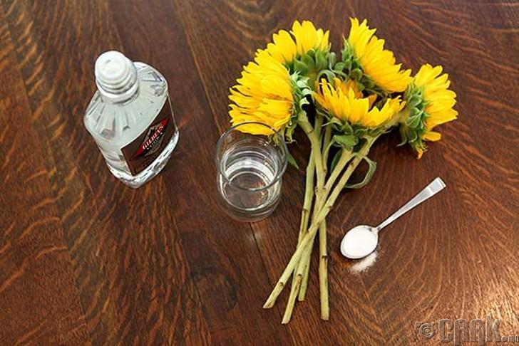 Цэцэгний нас уртасгах