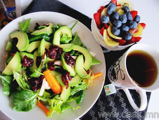 Эрүүл хооллолтын дэглэм барьж сурах