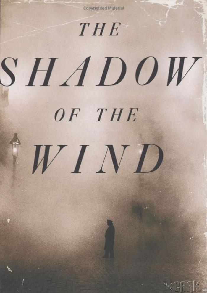 """Салхины сүүдэр"" - (The Shadow of the Wind)"