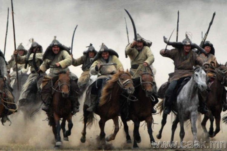 """Монголчууд """"сэтгэл зүйн"""" дайтагчид байсан."""