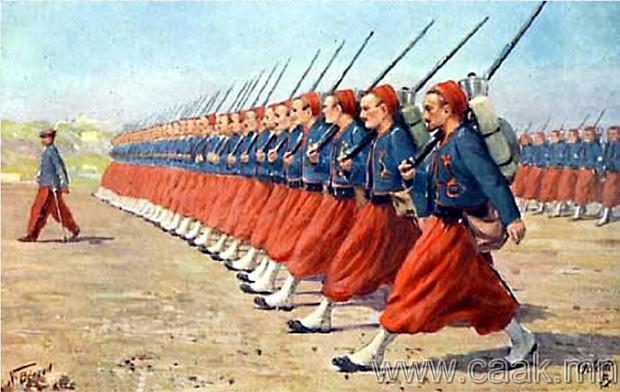 Оттоманы эзэнт гүрэн 1299-1922