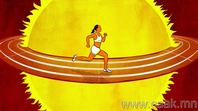 Дасгал хөдөлгөөнөө больж болохгүй