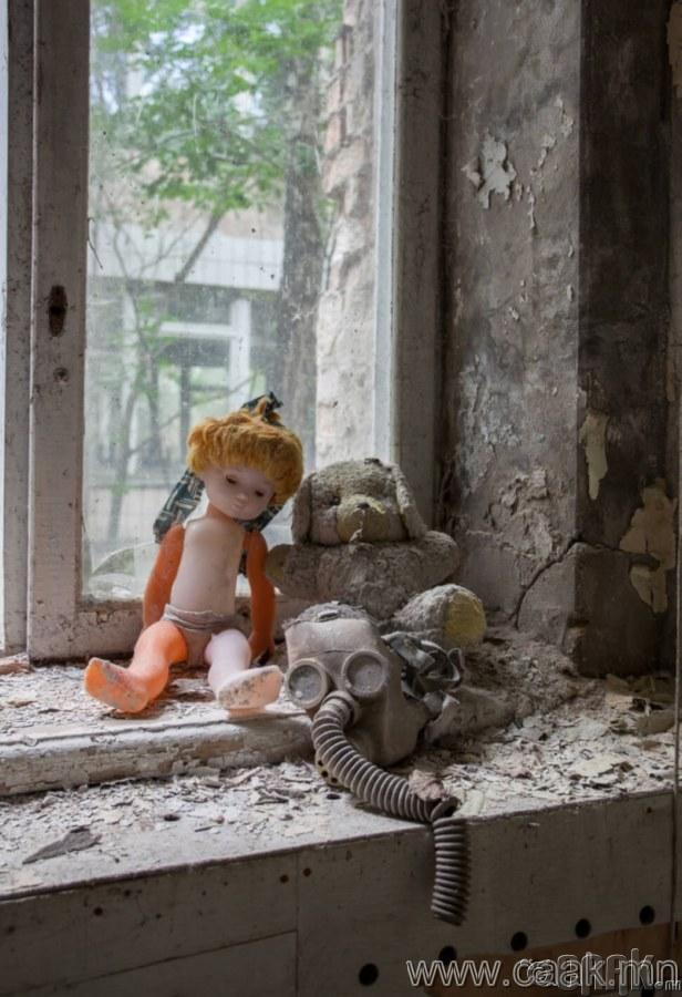 Украйн, Припят орхигдсон хот