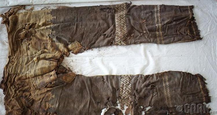 Өмд - 3300 жилийн настай