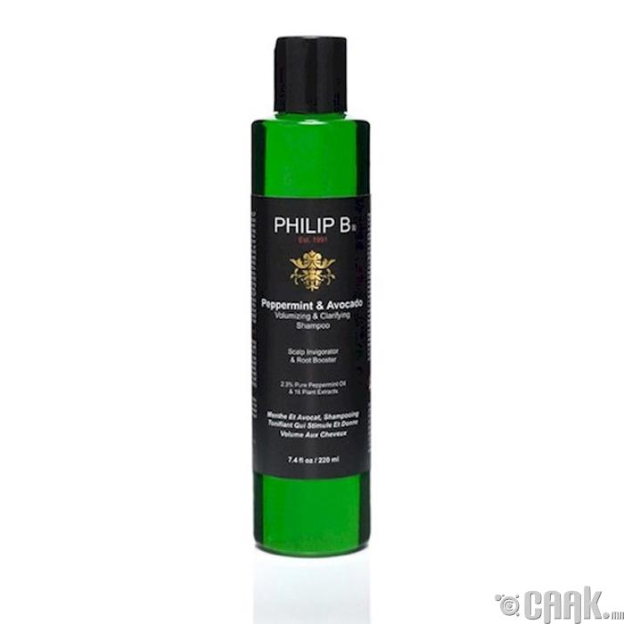 Philip B - Гааны навч, Авокадотой гүн цэвэрлэгч шампунь