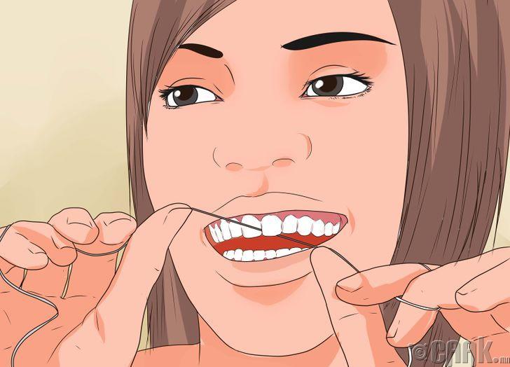 Шүдээ цэвэрлэх