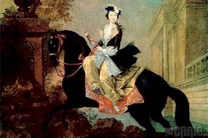 Агуу Екатерина (1762-1796)