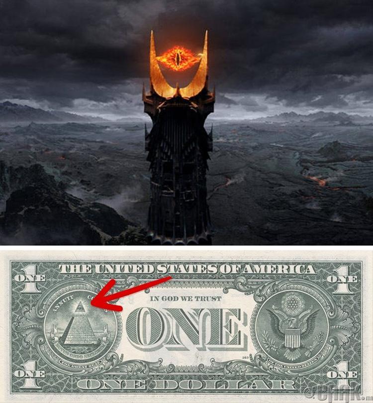 """""""The Lord of the Rings""""- Бүхнийг эрхшээгч"""