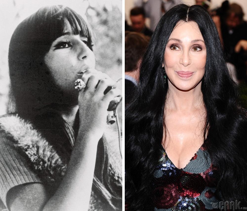Чер (Cher), 1965 он