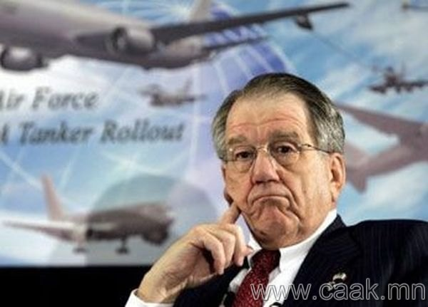 Гарри Стоунсайфер. Boeing компани. 2005 он