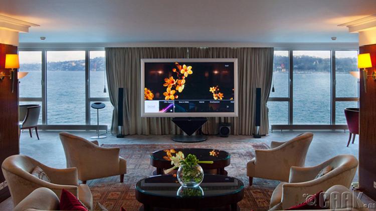 Зочид буудлын өрөө- нэг орой хоноход 65,000 доллар