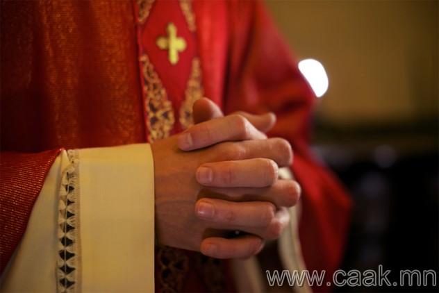 Католик хараал