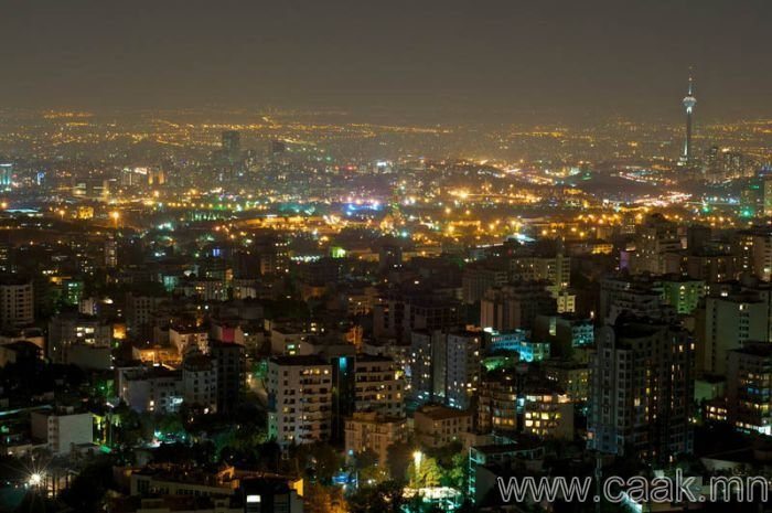Тегеран. Иран - 2,804
