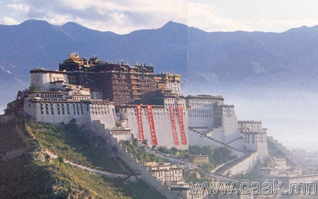 Төвд 1913-1951