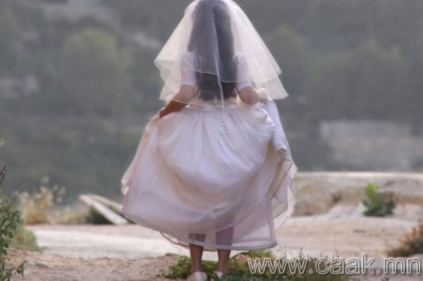 Хүүхдийн гэрлэлт