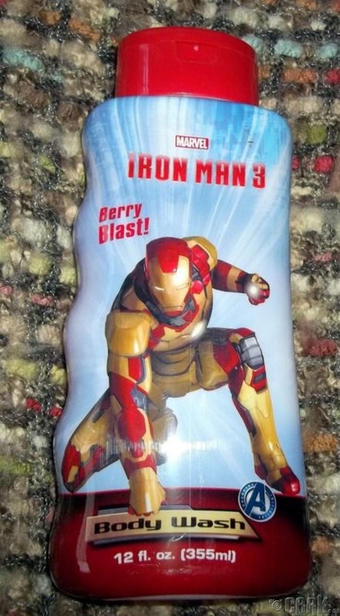 Marvel (Iron Man 3) - Жимсний охьтой хүүхдийн биеийн шингэн саван