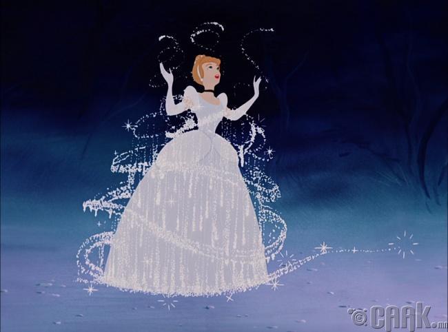 Үнсгэлжин (Cinderella)