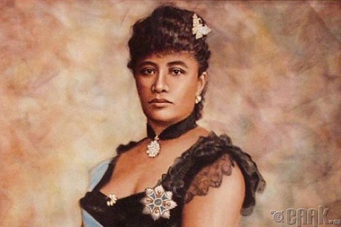 Лили`уокалани (1891-1893)