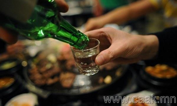 Согтууруулах ундааны хэрэглээ