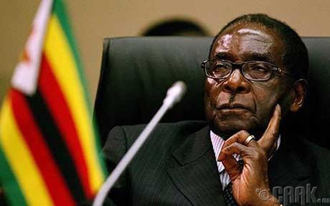 Роберт Мугабе (Robert Mugabe) - Зимбаб