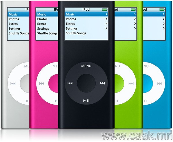 Real Networks iPod-ыг