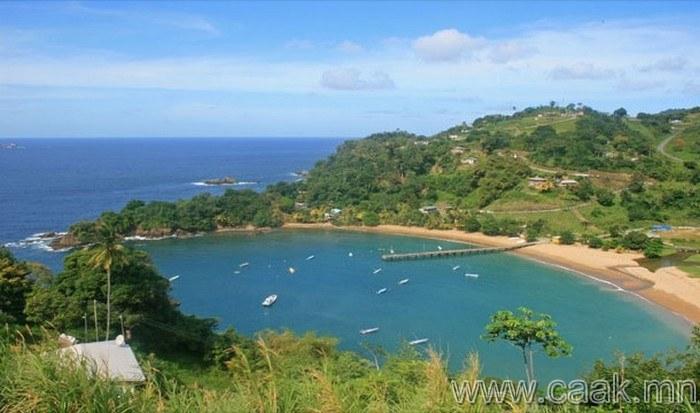 Тринидад болон Тобаго