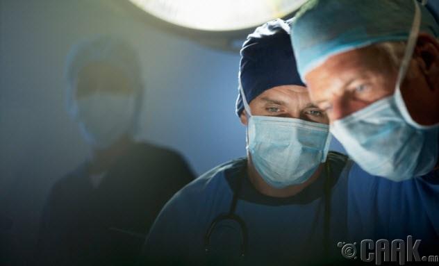 Чадварлаг эмч