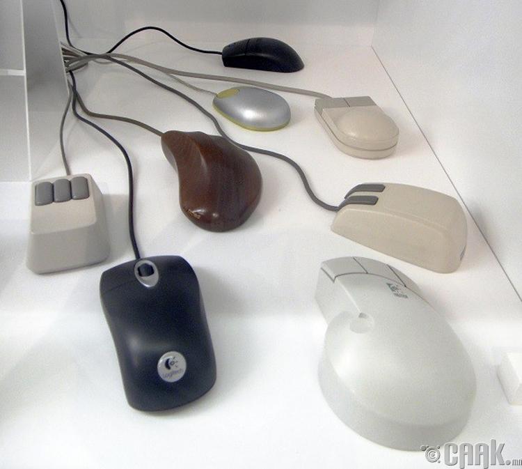 Комьпютерийн хулгана