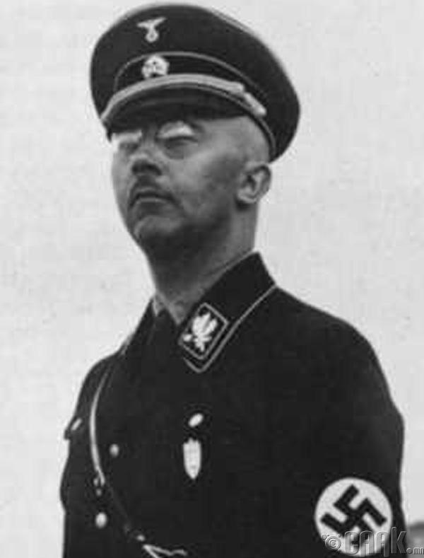 Генрих Гиммлер (Heinrich Himmler)