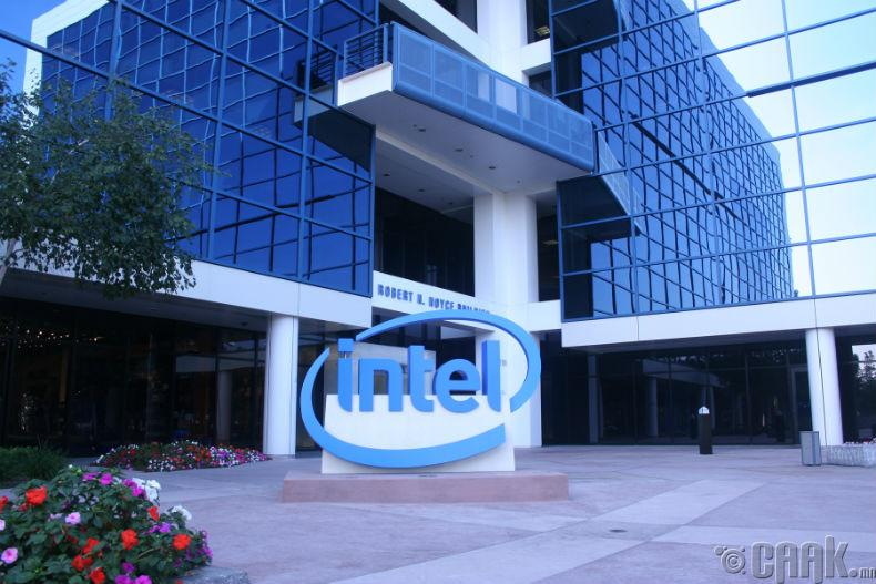 """Intel Corporation"""
