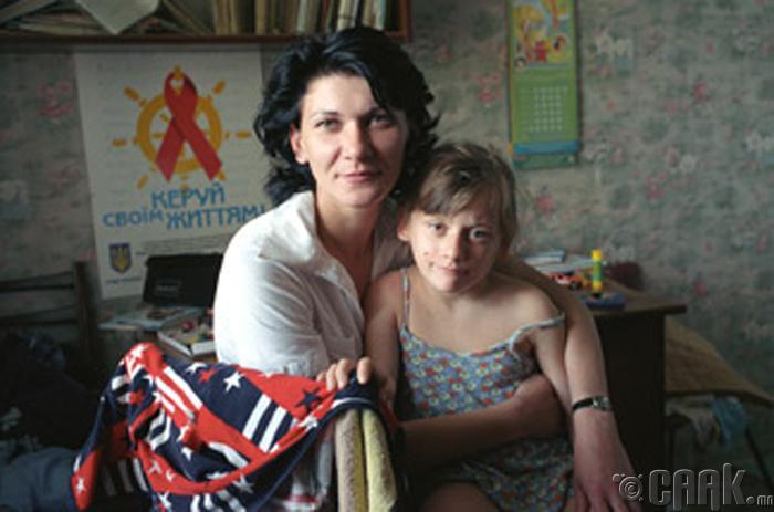 1,8 сая хүүхэд ХДХВ-тэй