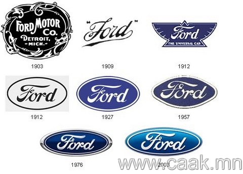 Ford мэт тууштай бай