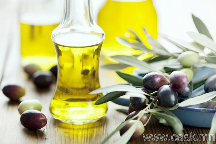 Оливийн тос – Нэг хоолны халбага тутамд 120 кл
