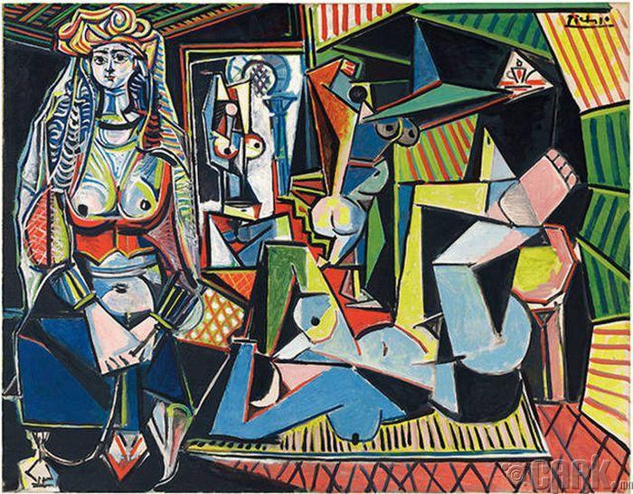 """""""Les Femmes d'Alger"""" - 179,400,000 доллар"""