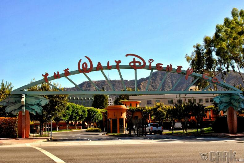 """The Walt Disney Company"""