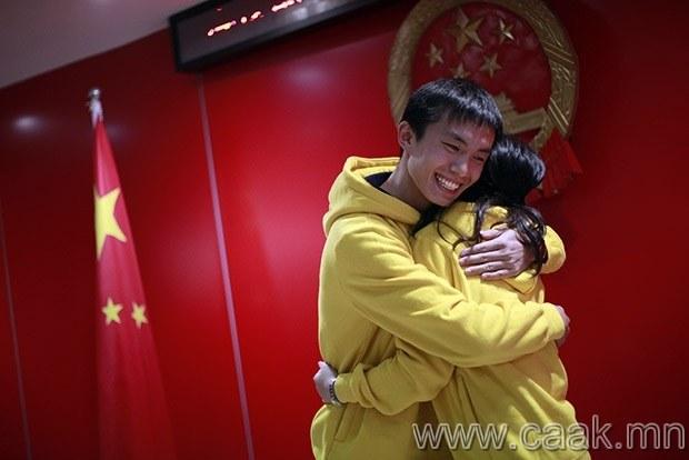 Хамтран амьдрах (Хятад)