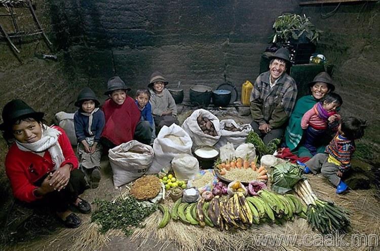 Эквадор: Тингогийн Эмегийн гэр бvл