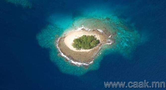 "Vanuatu, ""Kastawei"" арал"