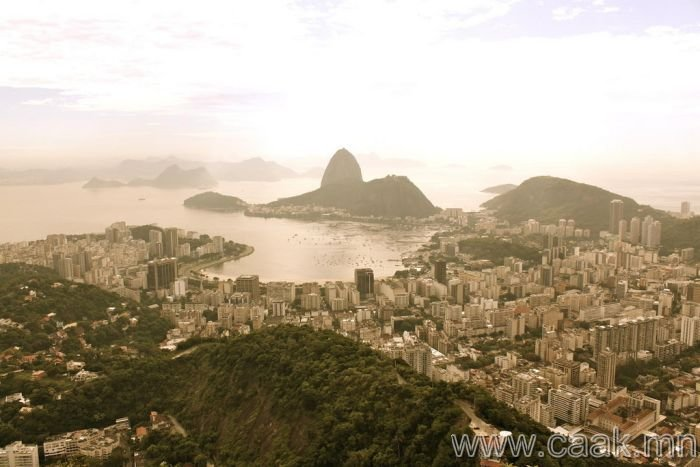 Рио-де-Жанейро. Бразил - 2,564