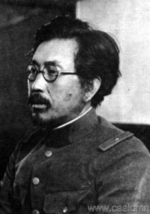 Широ Ишии (Shiro Ishii) 1892 — 1959